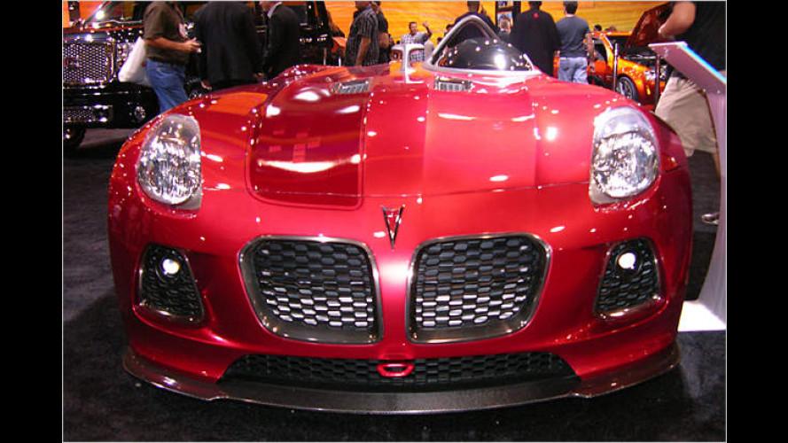 Singulärer Fahrspaß: Pontiac Solstice SD-290 Race Concept