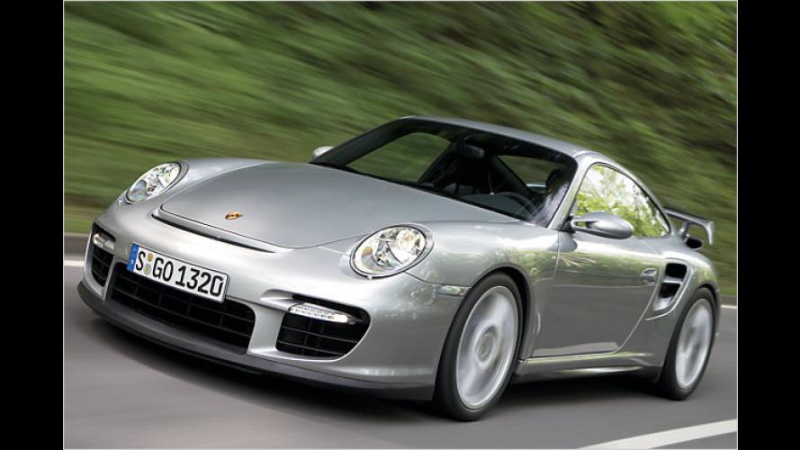 Porsche 911 GT2: Neuer Über-Porsche geht an den Start