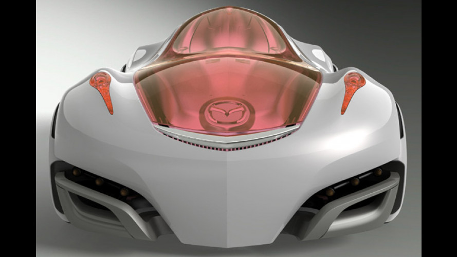 MX-Box: Zukunfts-Mazda von Pforzheimer Design-Studenten