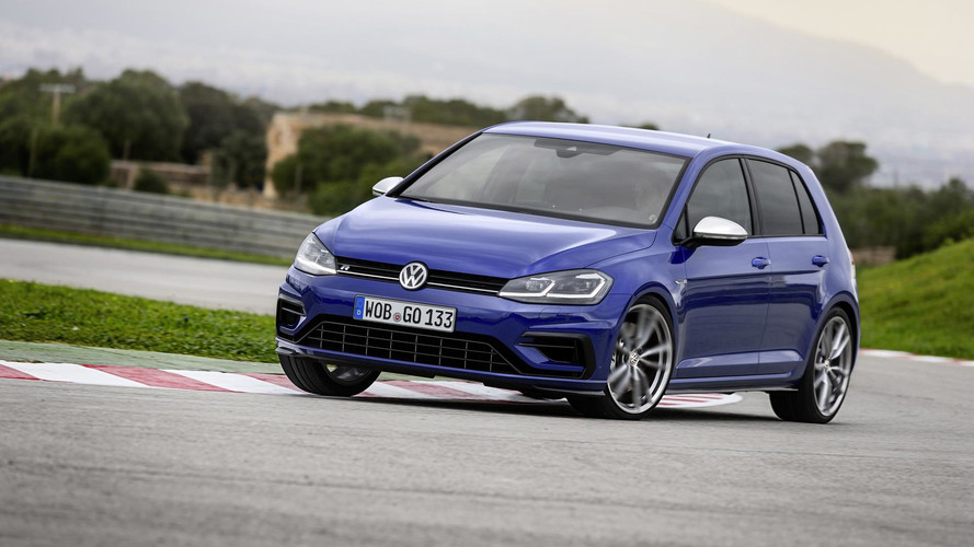 Is The Volkswagen Golf R Faster Than A New Year's Skyrocket?
