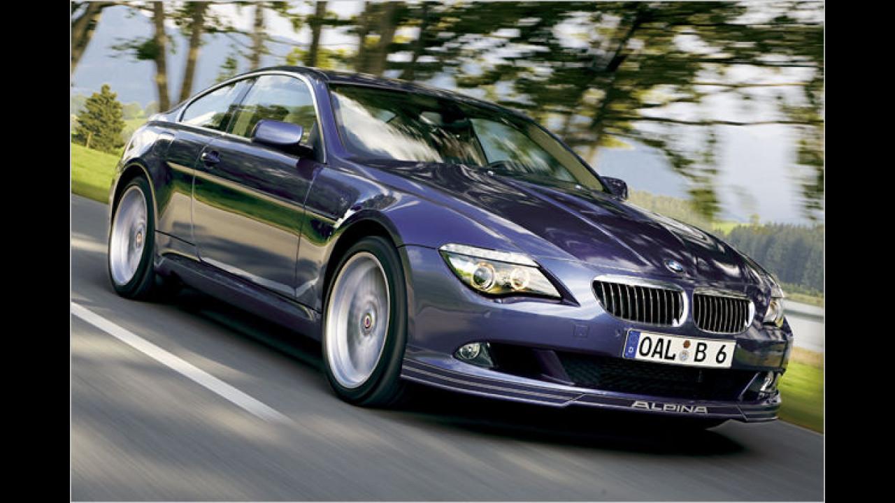 BMW Alpina B6 S Coupé Switch-Tronic