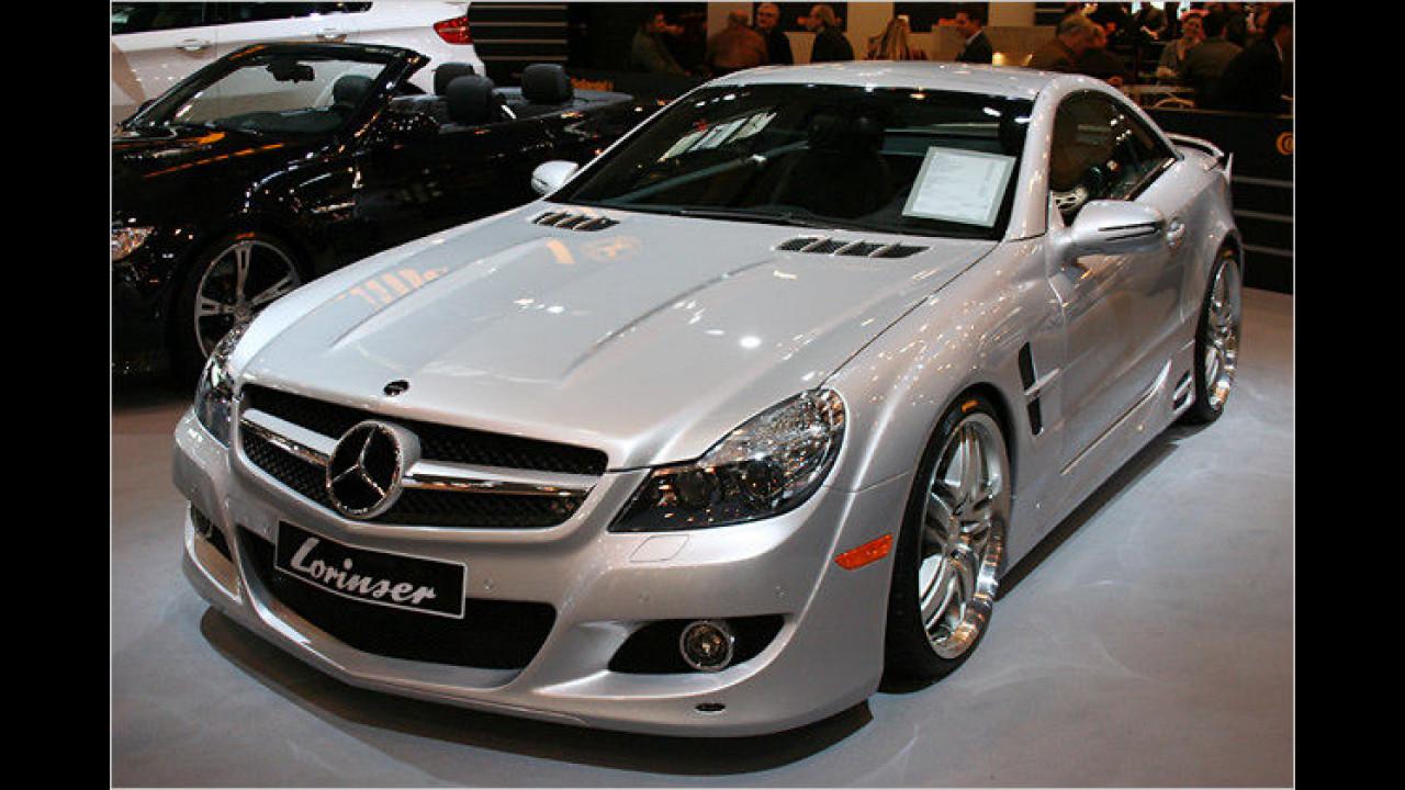 Lorinser Mercedes SL-Klasse
