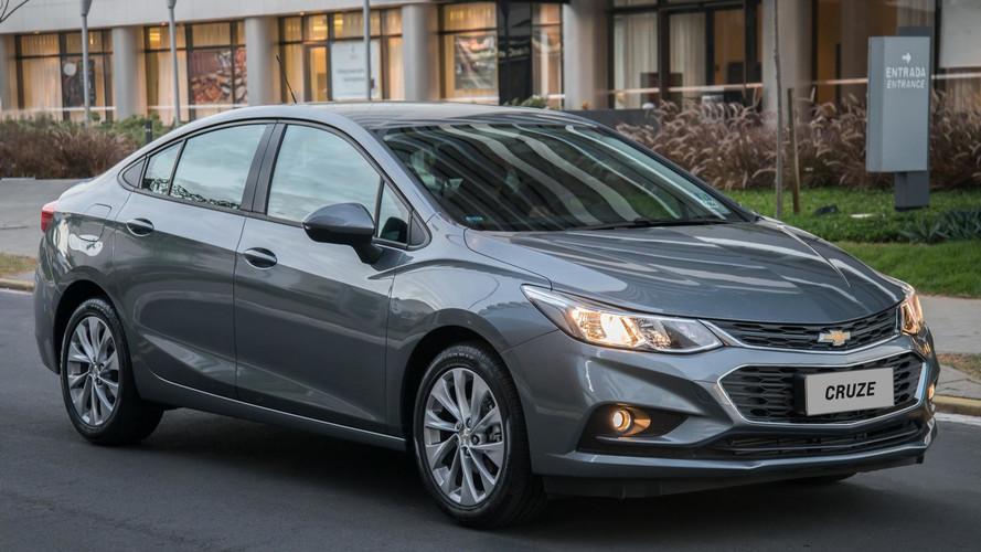 Chevrolet realiza feirão com Onix, Cruze, Tracker e S10 em condições especiais