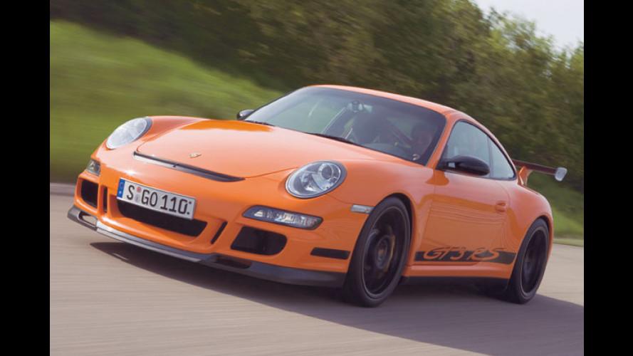 Pur zur Strecke: Der Porsche 911 GT3 RS