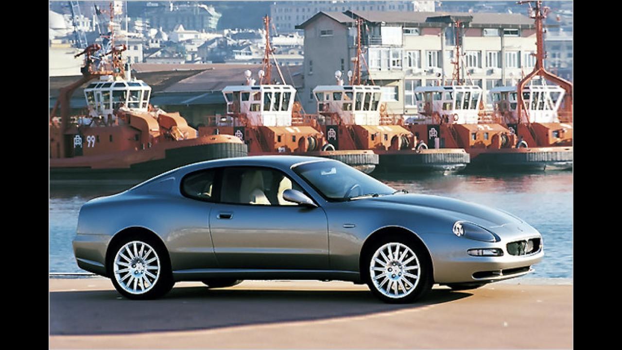 Maserati Coupé (2002-2007)