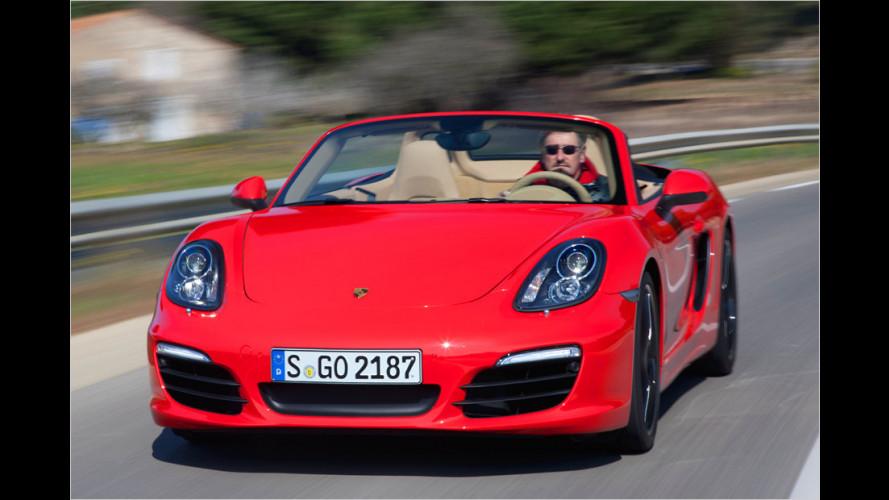 Plastik-Porsche war vorgestern