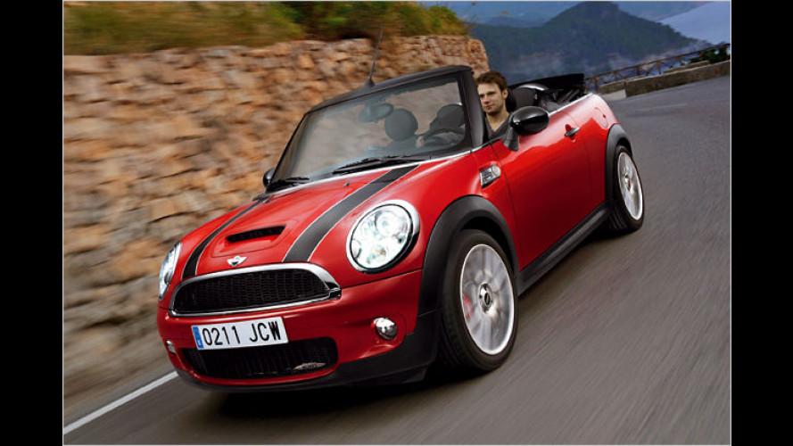 Offener Renner: Mini Cabrio kommt als John Cooper Works