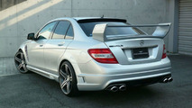 Wald W204 C-Class Black Bisson Edition