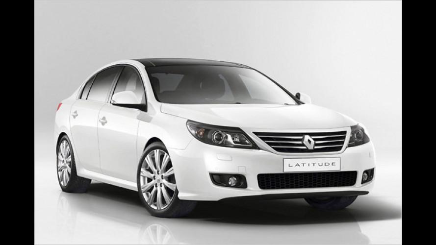 Renault Latitude: Klassische Oberklasse
