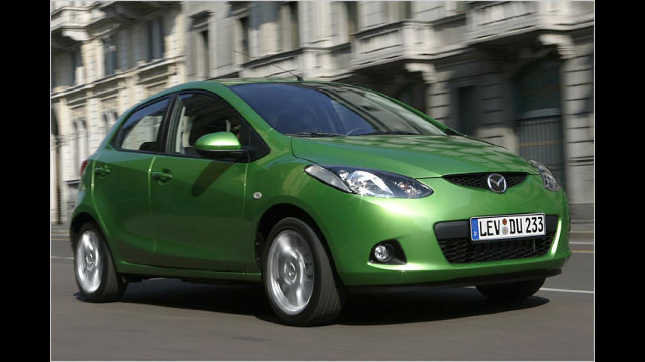 Preiserhöhung bei Mazda