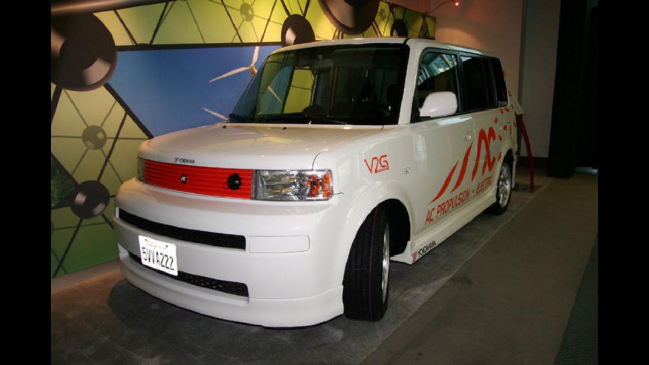Yokohama AC Propulsion eBox
