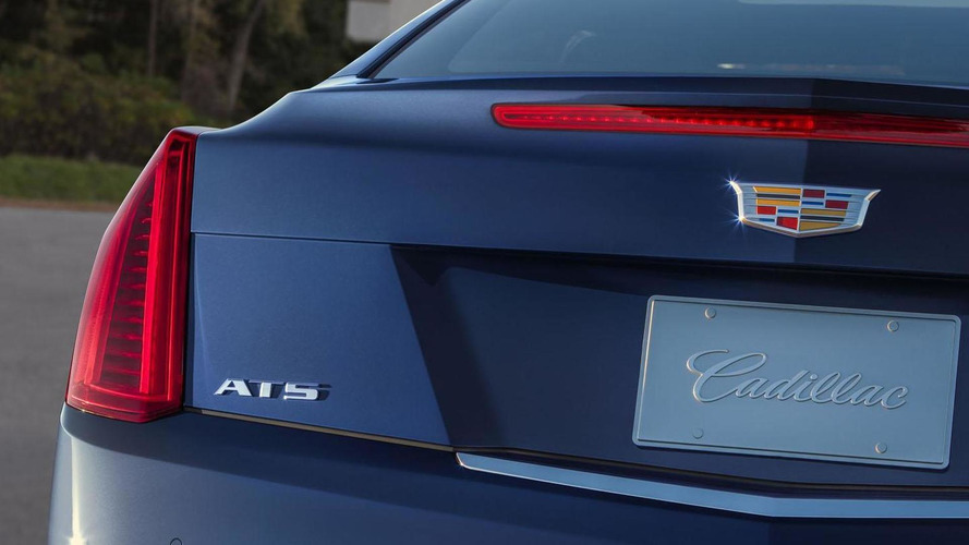 2015 Cadillac ATS Coupe revealed with the company's new crest [videos]