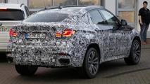 Next-gen BMW X6 spy photo 22.10.2013