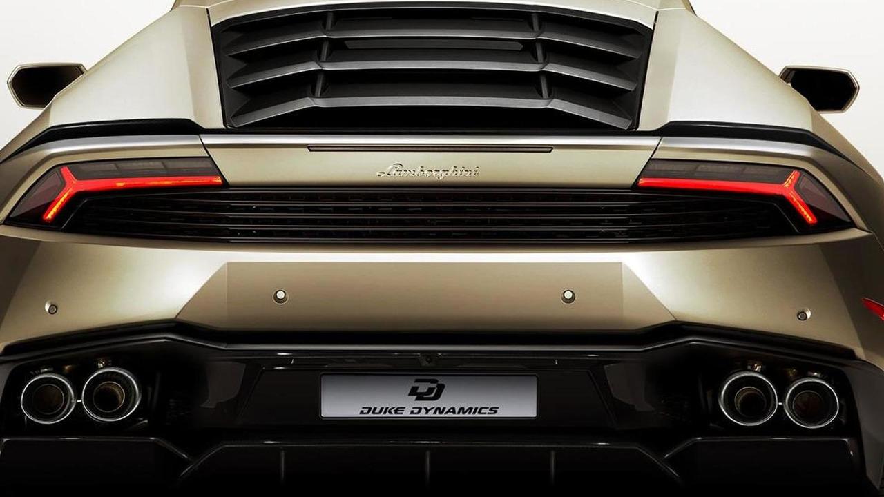 Lamborghini Huracan Minotauro by Duke Dynamics