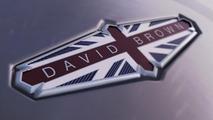 Newly established UK-based David Brown Automotive announces 'Project Judi' luxury sports car