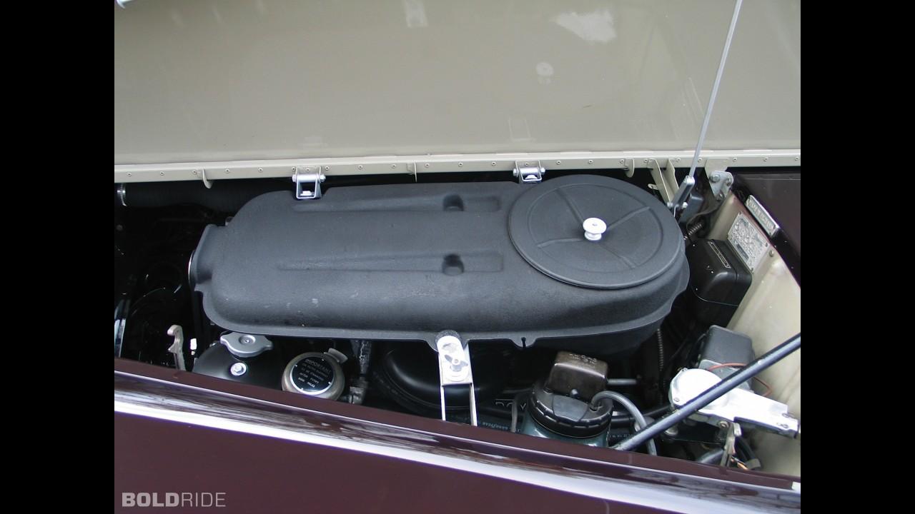 Rolls-Royce Silver Cloud III Drophead Coupe