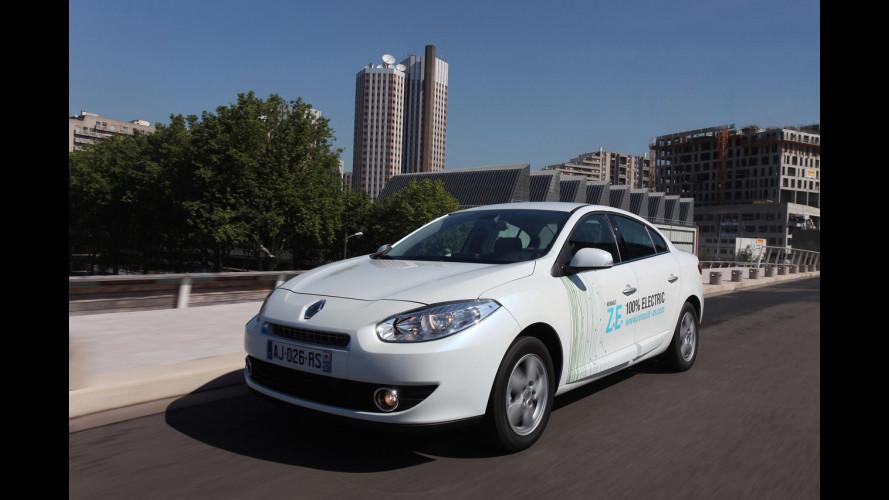 La gamma elettrica Renault ad H2Roma