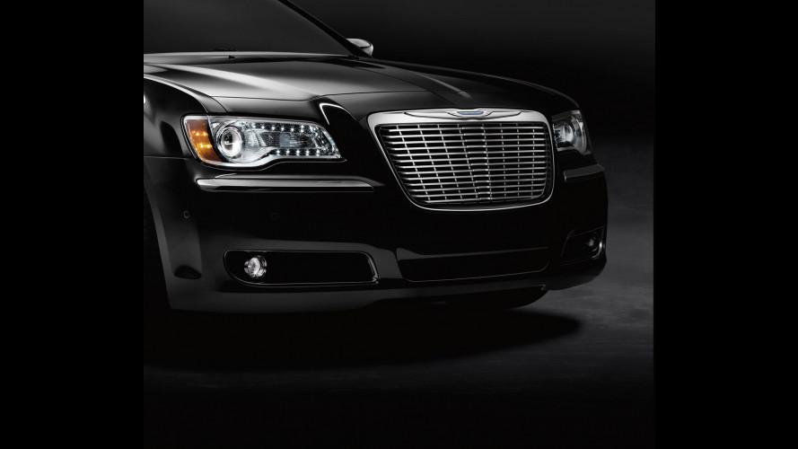 Chrysler 300: nuove griglie e cerchi Mopar