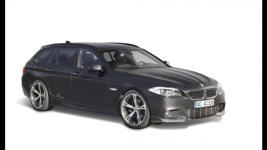 BMW Serie 5 Touring, programma AC Schnitzer