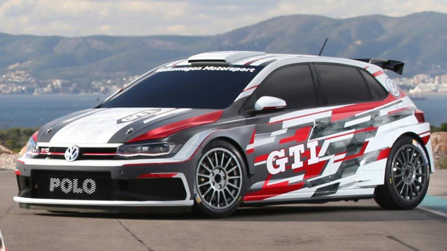 Volkswagen Polo GTI R5, con 272 CV per il campionato rally WRC2
