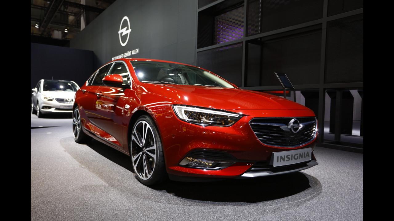 Opel al Salone di Francoforte 2017