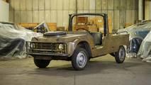 1979 Citroen Mehari 4x4 Verte