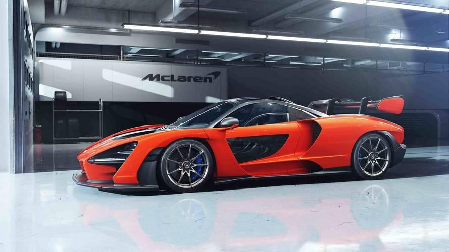 McLaren Senna (2018) - L'aérodynamique à son paroxysme
