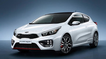 2013 Kia cee'd GT and pro_cee'd GT make their first public appearance in Geneva [video]