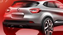2013 Renault Captur lands in Geneva