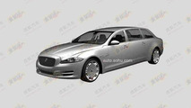 Jaguar XJ extra-long wheelbase
