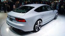2014 Audi RS7 Sportback live in Detroit 14.01.2013