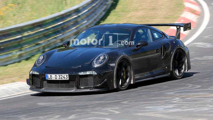La Porsche 911 GT2 sera uniquement disponible en boîte PDK