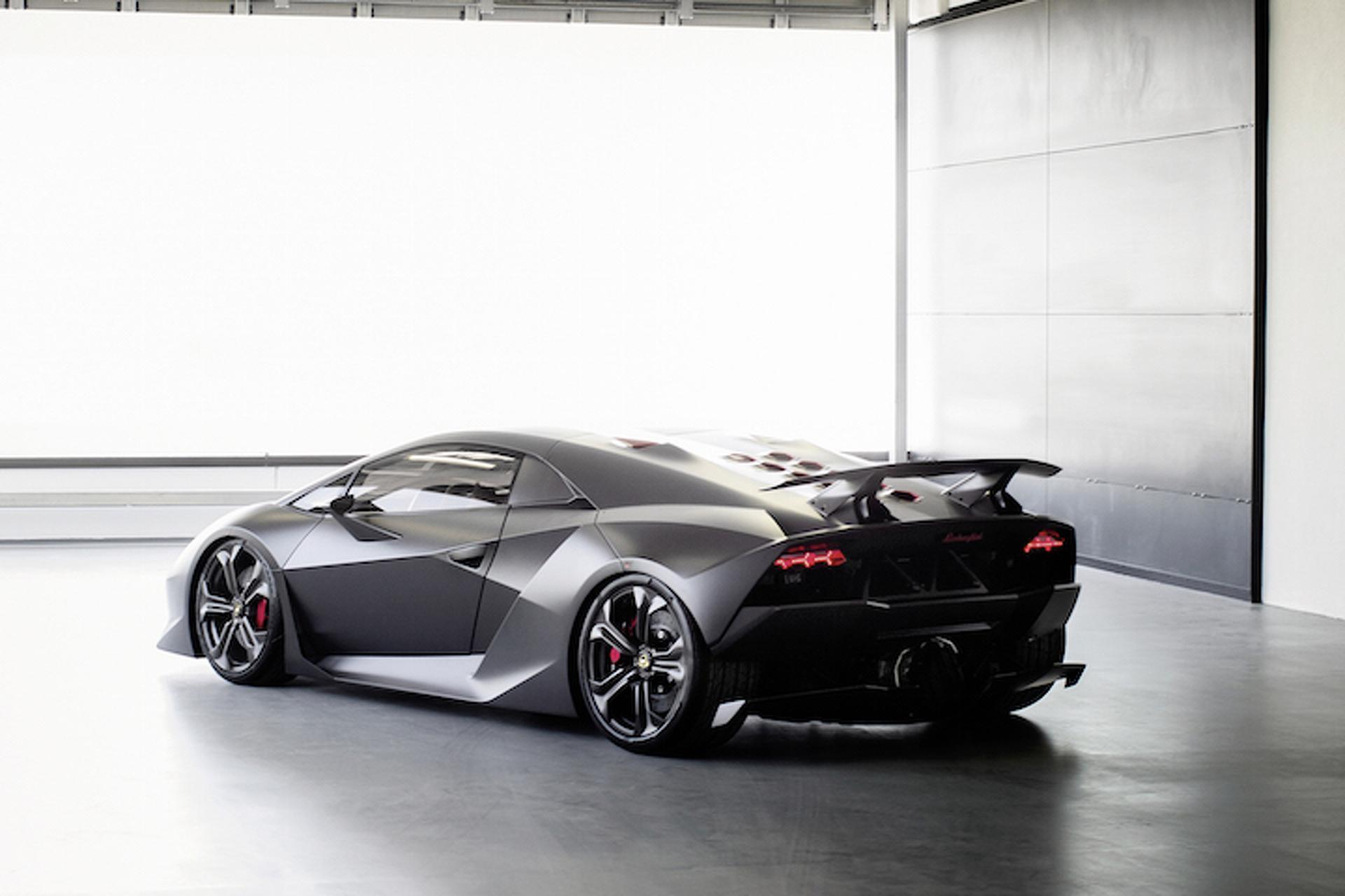 Lamborghini Might Finally Build a McLaren P1 Fighter