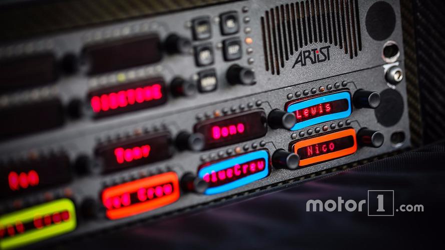 Les messages radio redeviennent illimités en F1