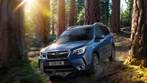 2016 Subaru Forester UK Spec