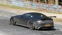 2016 Aston Martin Vantage GT8 spy photo