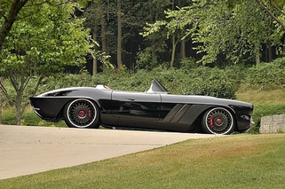 1962 Corvette Resto-mod That We Would Sell Our Kids to Own