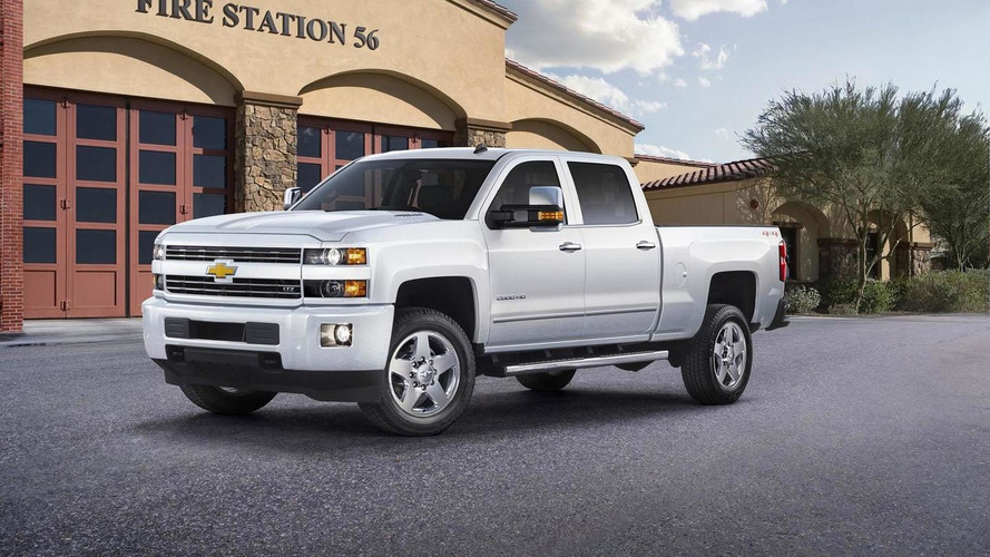 2015 Chevrolet Silverado Custom Sport HD unveiled