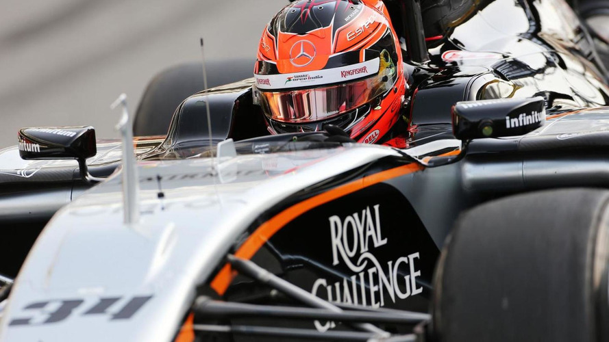 Candidates line up for Force India role