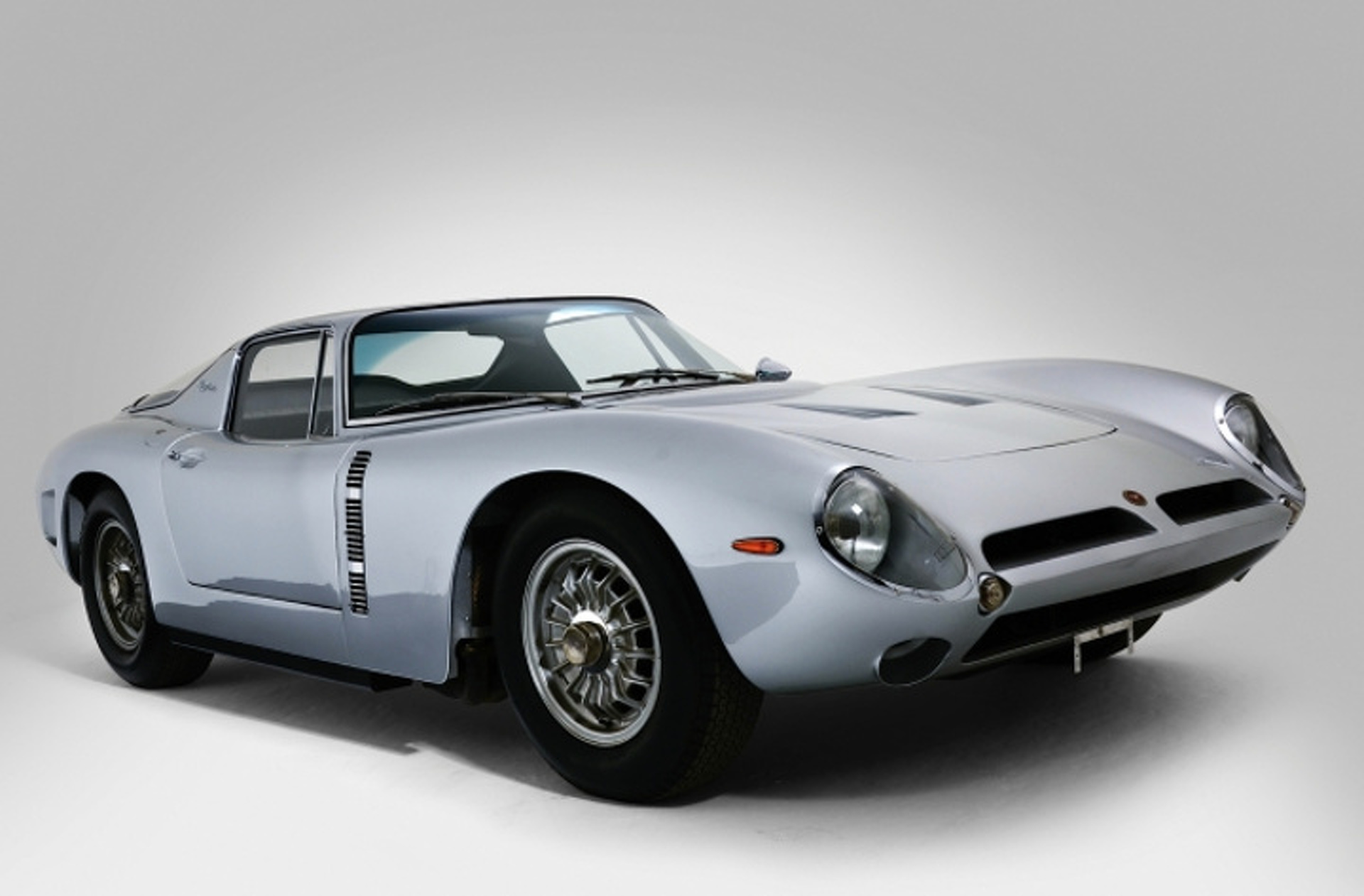 Giotto Bizzarrini: The Man Behind Some of Italy's Greatest Cars