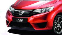 2015 Honda Jazz prototype