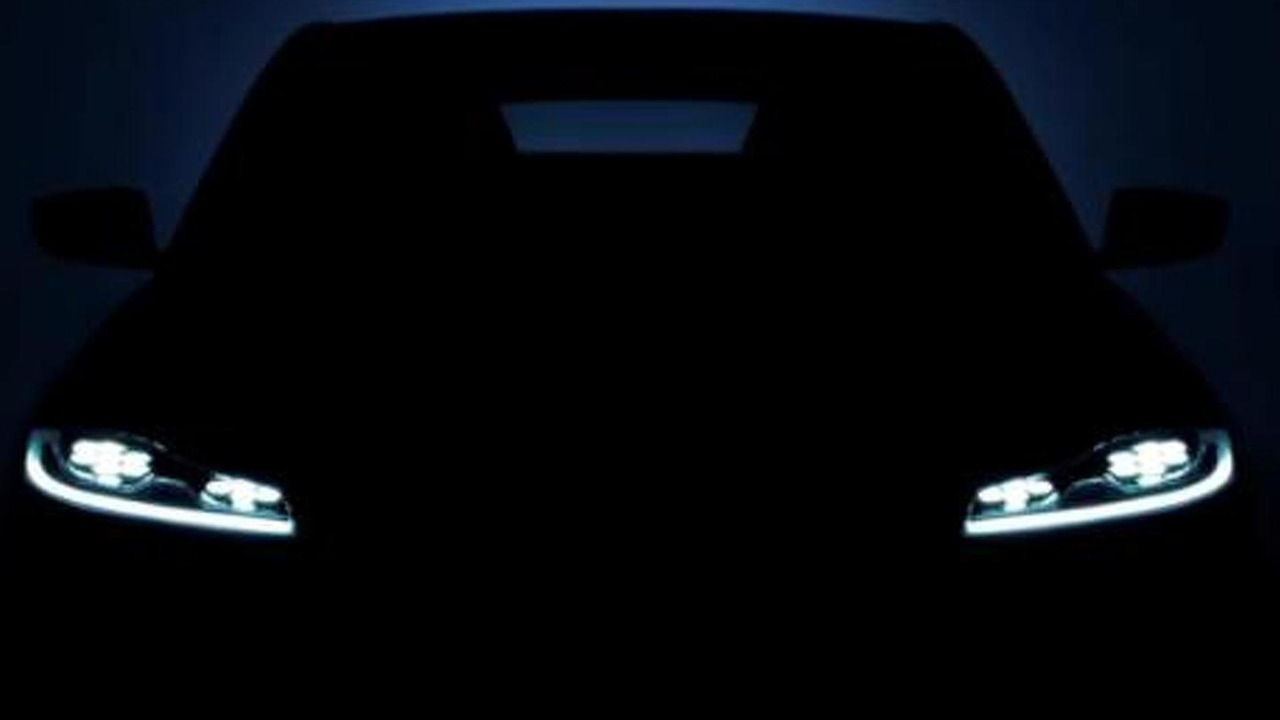 Jaguar F-Pace teaser image