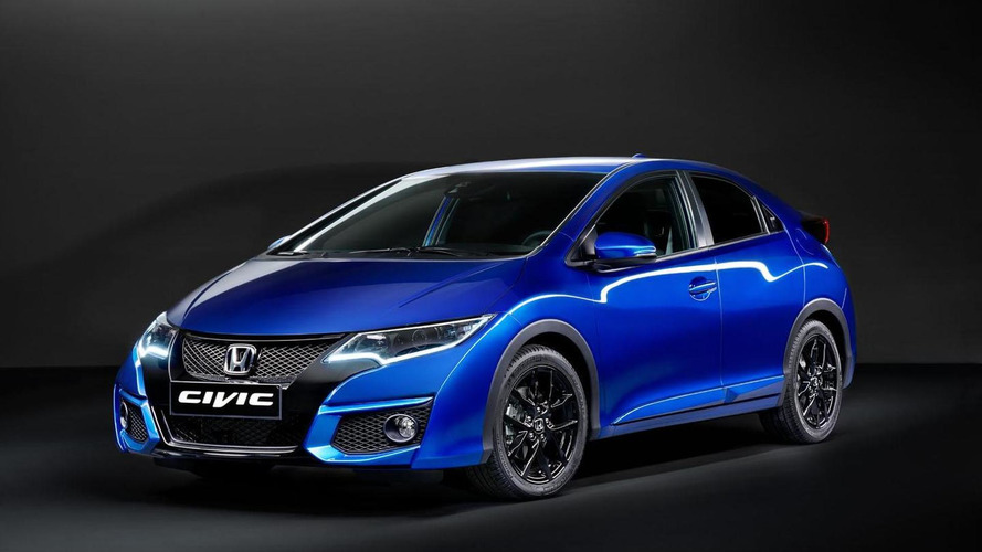 Euro-spec Honda Civic hatchback could be coming to America