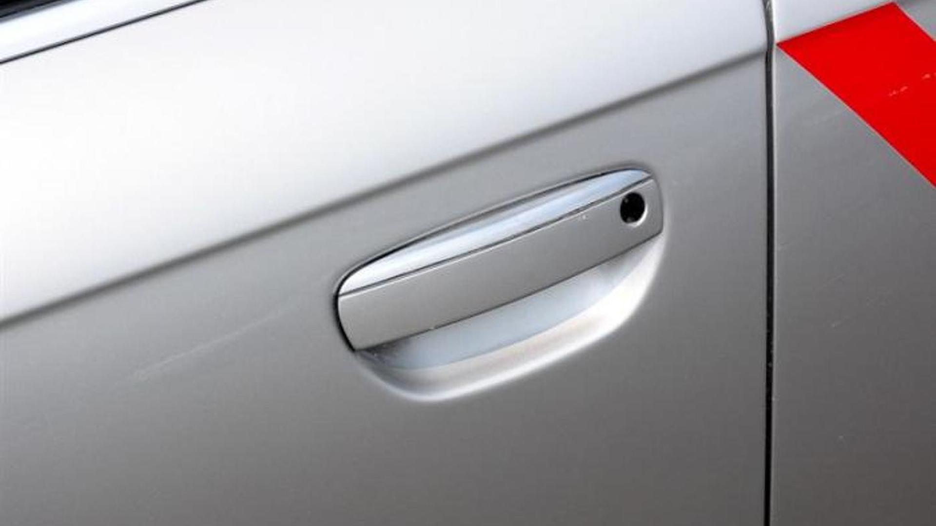 Дверная ручка Audi A6 Pickup