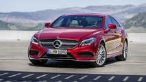 2015 Mercedes-Benz CLS facelift