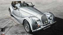 Vilner turns Morgan Plus 8 cabin into work of art