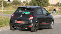 Renault Twingo GT spy photo