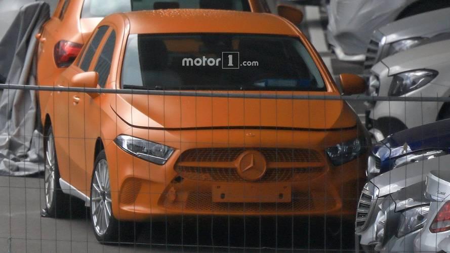 2018 Mercedes A-Osztály - álca nélkül