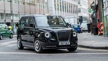 LEVC electric taxi trials