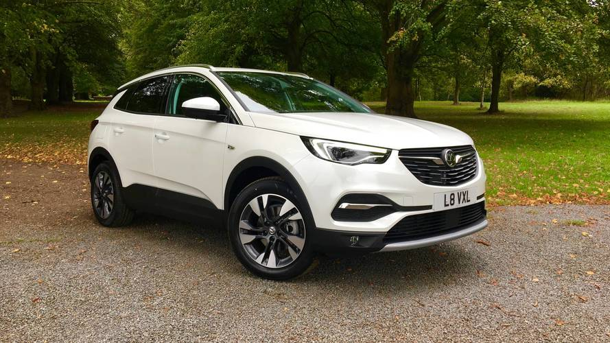 2017 Vauxhall Grandland X first drive: Good value space